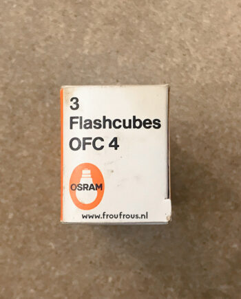 Osram OFC-4 Flash Cubes