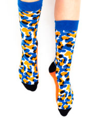 Panterprint sokken