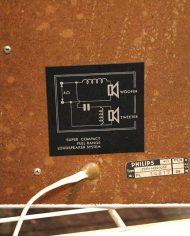 Philips-22RH422-vintage speakers-3