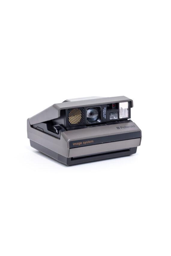 Polaroid Image System camera vintage