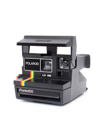 Polaroid Pronto 600 instant camera