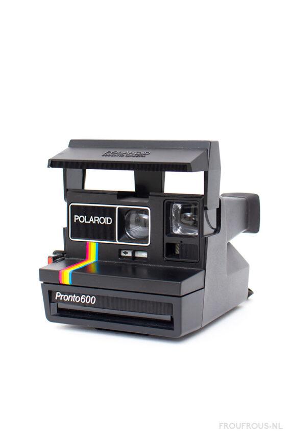 Polaroid Pronto 600 instant camera
