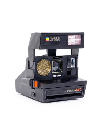 Polaroid Sun 600 autofocus 660