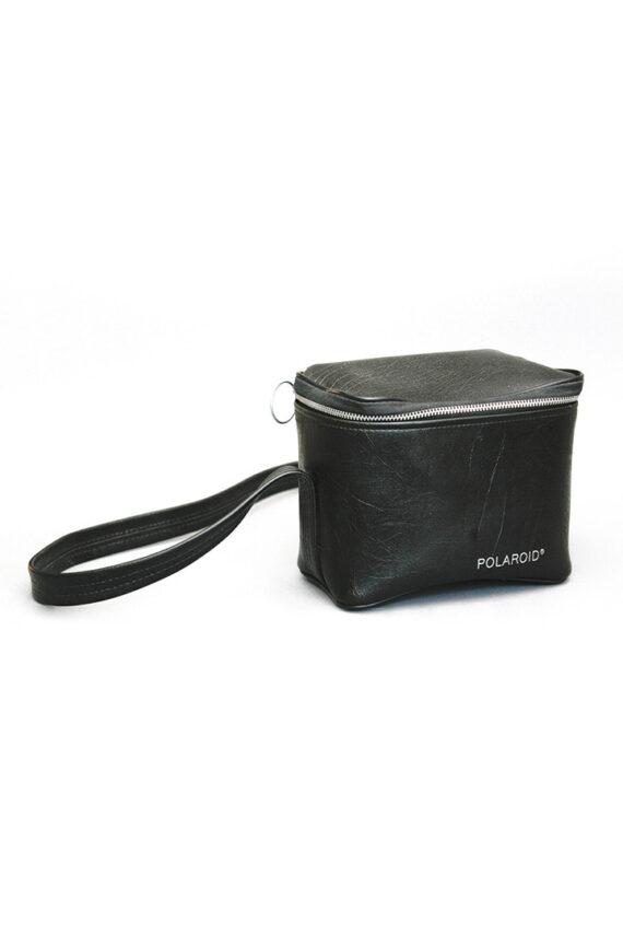Polaroid tas zwart vintage