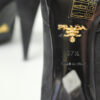 Zwarte Prada pumps