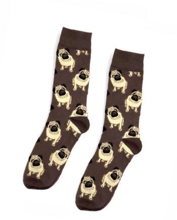 Pug sokken