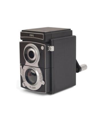 Puntenslijper Kikkerland vintage camera
