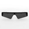 Retro space visor ski zonnebril