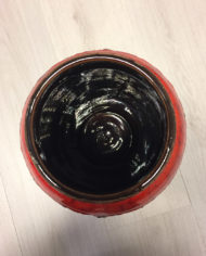Rode-West-Germany-553-38-vaas-zwart-lava-5