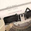 Royal Signet schrijfmachine 70s