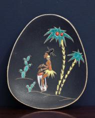 Ruscha-black-tree-plate-tropical-decor-plate-1