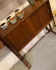 Simpa lux wandkast vintage modulair systeem – set van 2
