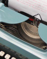 Sperry-Remington-Idool-vintage-typemachine-lichtblauw-groen-3