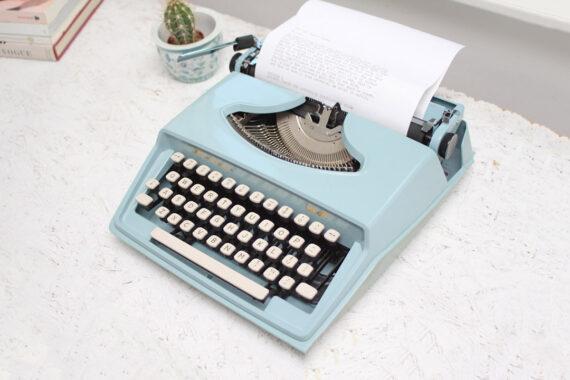 60s typemachine