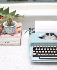 Sperry-Remington-Idool-vintage-typemachine-lichtblauw-pastel-2