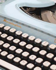 Sperry-Remington-Idool-vintage-typemachine-lichtblauw-pastel-5