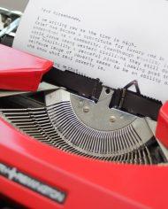 Sperry-Remington-Idool-vintage-typemachine-rood-4