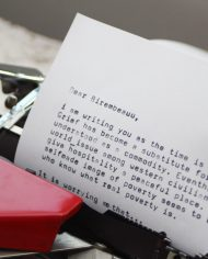 Sperry-Remington-Idool-vintage-typemachine-rood-5