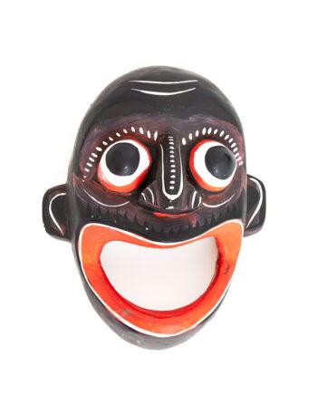 Sri Lankaans Singalees masker Golu Sanniya
