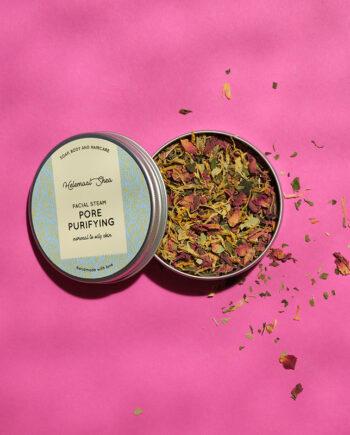 Stoomkruiden voor het gezicht - Pore Purifying