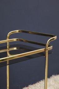 Trolley-goud-bar-cart theewagen-glas-2