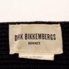 Vintage Dirk Bikkembergs gebreide heren shawl