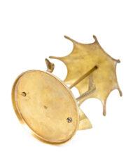 Vinta Vintage beeld messing eenden onder een parasol ge-beeld-messing-eenden-onder-een-parasol-6