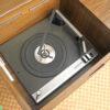 Vintage dressoir radiomeubel Grundig