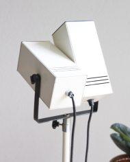 Vintage-dubbele-spots-vloerlamp-verrekijker-creme-seventies-2