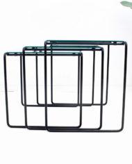 Vintage-mimiset-zwart-metaal-glas-jaren-80-5