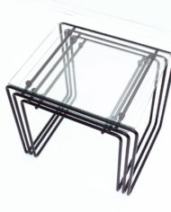 Vintage-mimiset-zwart-metaal-glas-jaren-80-6