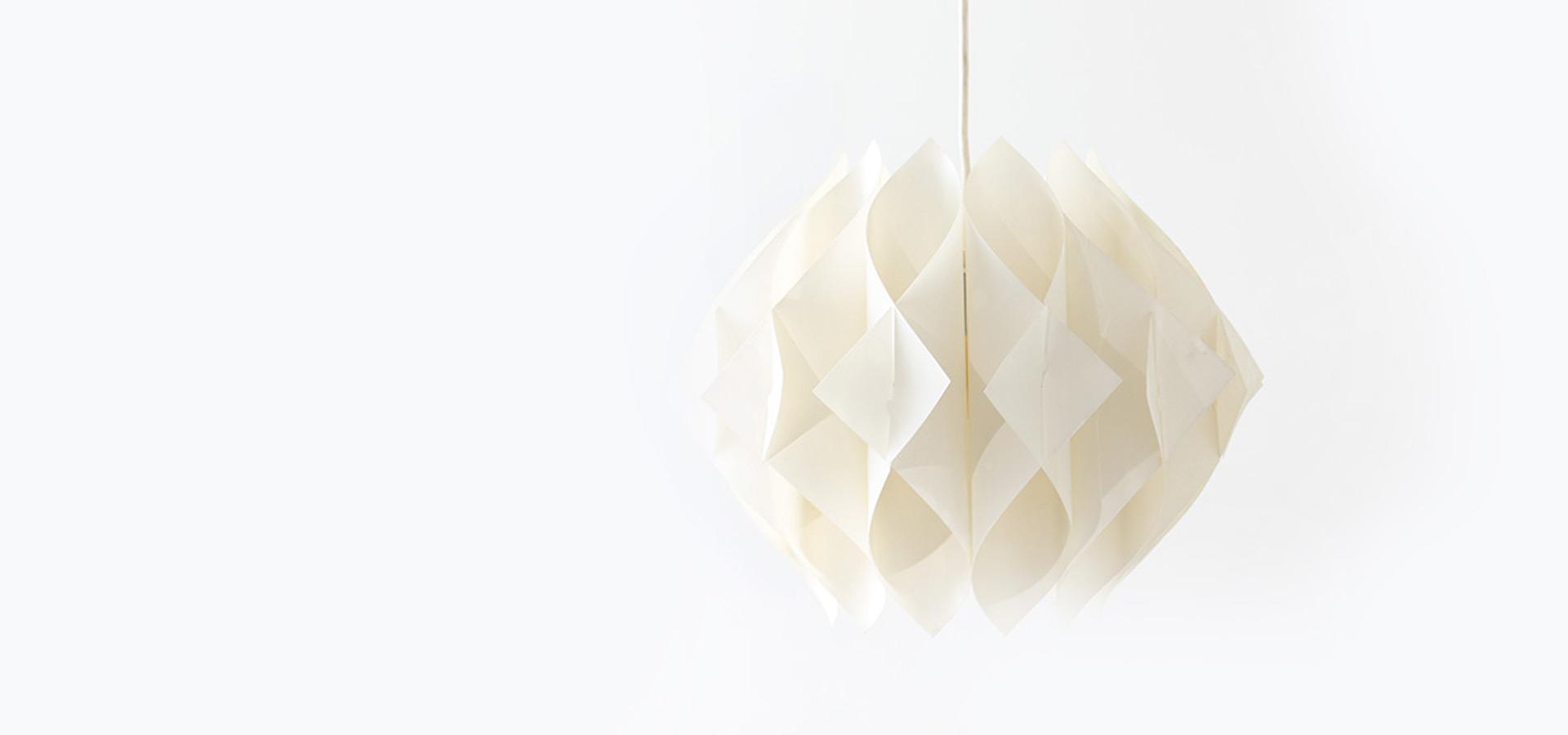 Vintage verlichting Lars Schioler Butterfly lamp Hoyrup