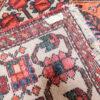 Vintage vloerkleed met patroon van bloemen en bladeren 315x214 cm