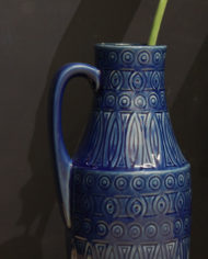 West-Germany-Scheurich-jug-floorvase-423-47-blue-2