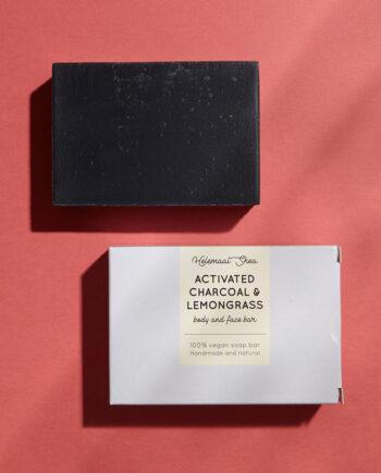 Body en gezichtszeep - Actieve Kool & Citroengras
