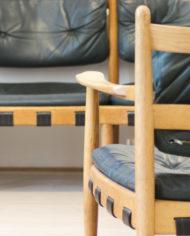 arne-norell-coja-donkergroen-leren-bank-fauteuils-11