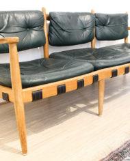 arne-norell-coja-donkergroen-leren-bank-fauteuils-2