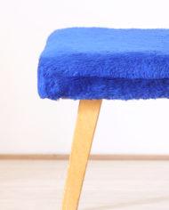 blauw-harige-vintage-voetenbankje-2