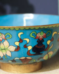 blue-cloisonne-bowl-messing-floral-3
