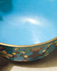 blue-cloisonne-bowl-messing-floral-5