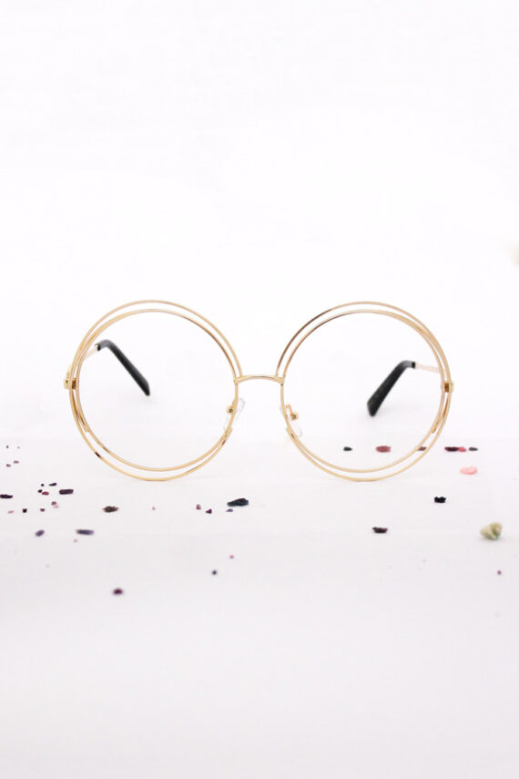 grote ronde bril