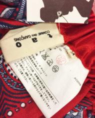 comme-des-garcons-tao-vintage-scarf-rok-skirt-rood-1