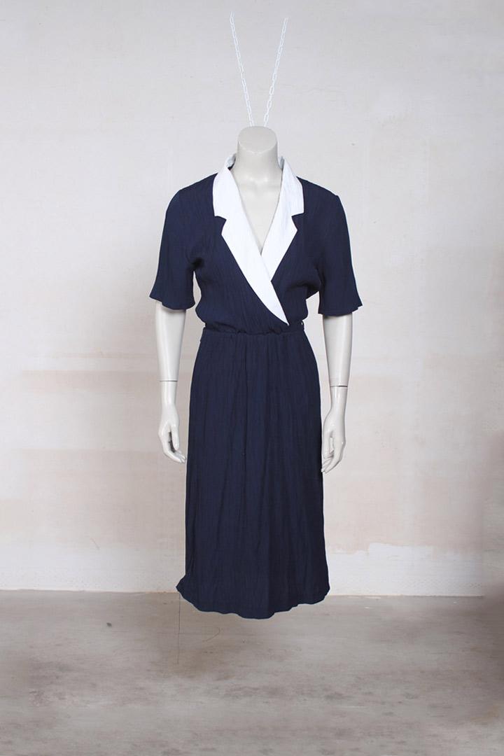Vintage sailor jurk