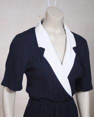 donkerblauw-vintage-sailor-jurkje-witte-kraag-jurk-3