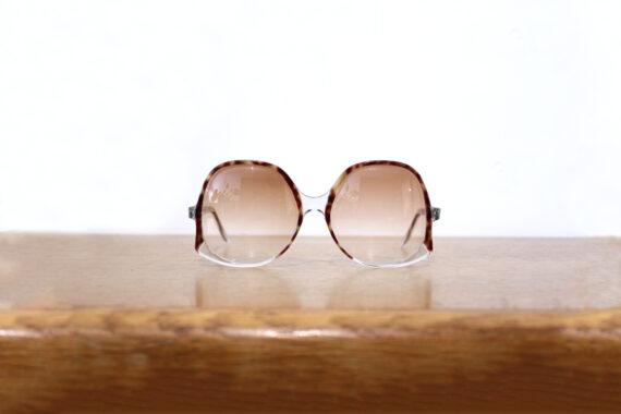 Vintage Filos 2487 oversized zonnebril