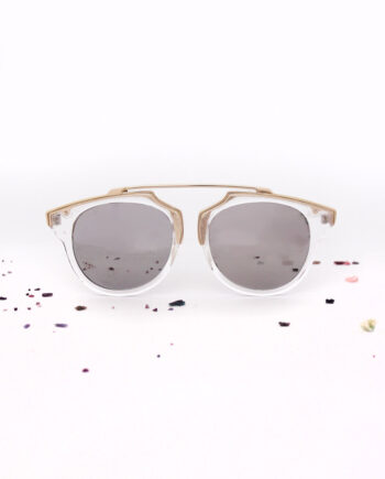 transparante zonnebril