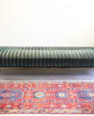 groene-vintage-sofa-bank-slaapbank-strepen-jaren 60-4