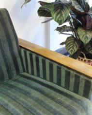 groene-vintage-sofa-bank-slaapbank-strepen-jaren 60-6