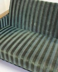 groene-vintage-sofa-bank-slaapbank-strepen-jaren 60-7