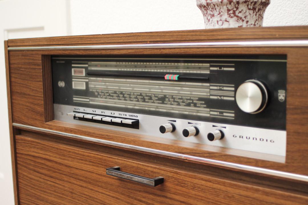 Grundig Vintage Radio 92